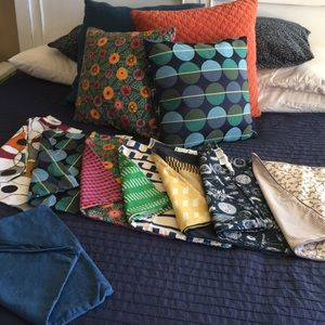Throw Pillow Covers— Priced by quantity. See below